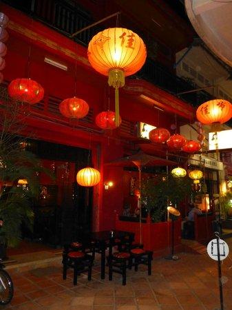 Miss Wong Cocktail Bar: Miss Wongs