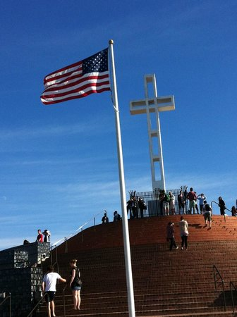 Coastal San Diego Tours to La Jolla & Torrey Pines with TourGuideTim: God and Country!