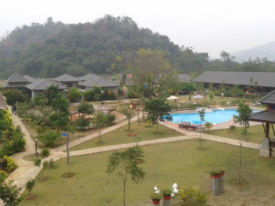 Khaoyai Nature Life & Tours: View from balcony