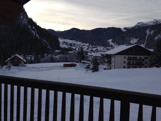 Hotel Greif - TH Resorts: View from room