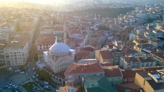 Movenpick Hotel Istanbul : вид