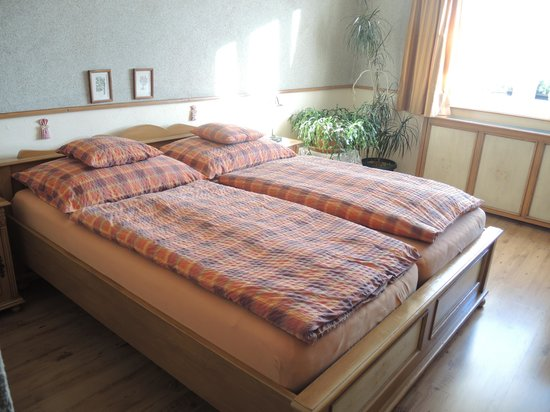 Hotel Diana U Kucharu: Bett