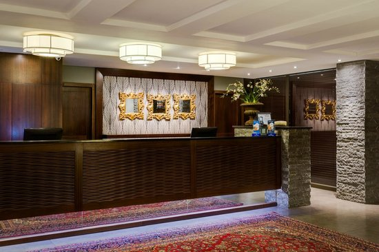 Protea Hotel by Marriott Witbank: Reception