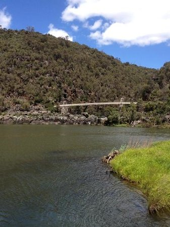 Cataract Gorge Reserve: The Gorge