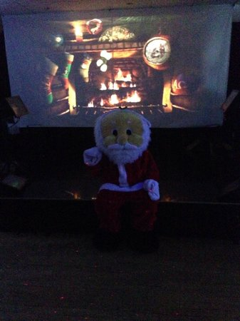 King Robert Hotel: Santa