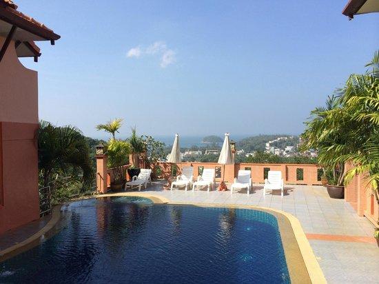 Baan Kongdee Sunset Resort: Pool