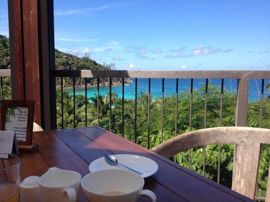 Four Seasons Resort Seychelles: petit déjeuner