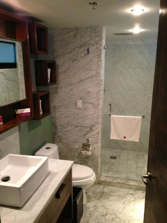 Las Suites : bathroom