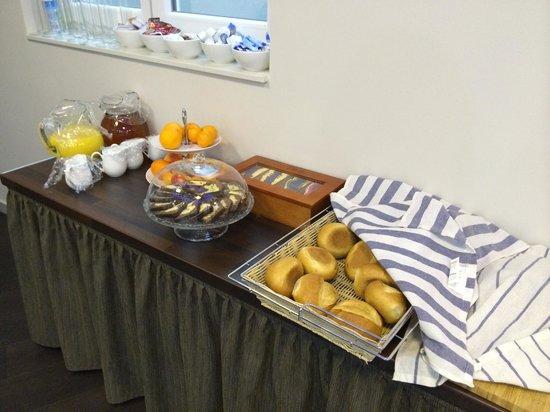 Buergerhofhotel Koln : Breakfast