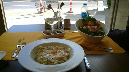 Nidya Hotel Galataport: обед в отеле