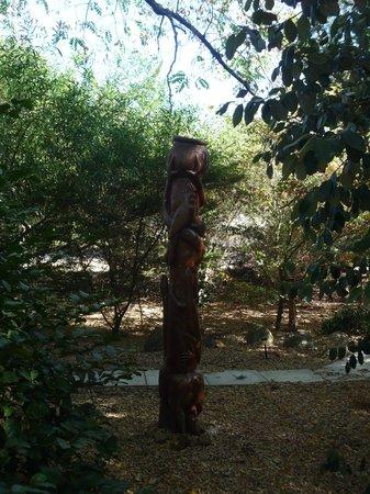 Nannup, Australia: Garden Sculpture