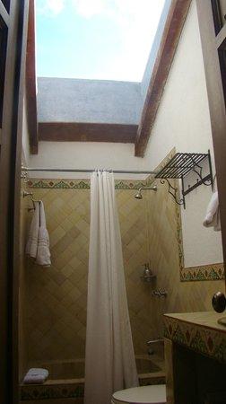 Hotel Meson de Maria: Ванная