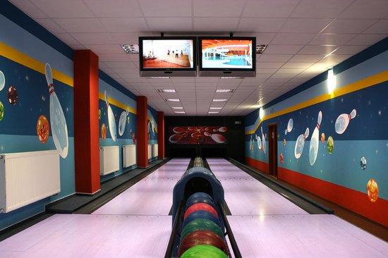 Wellness Hotel Frymburk: Bowling