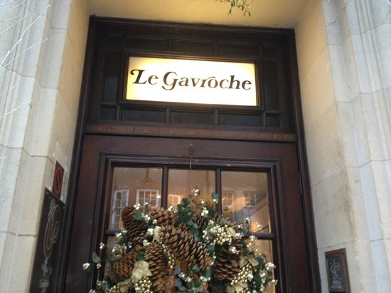 Le Gavroche: The place where it was all enjoyed