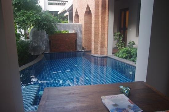 Royal Muang Samui Villas: our pool