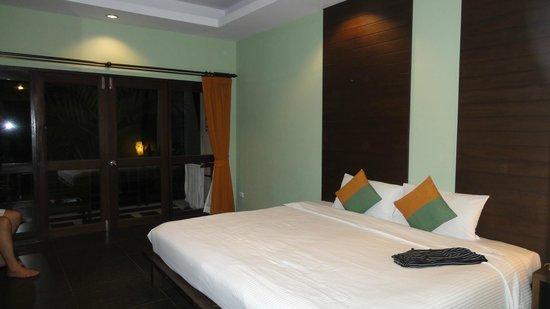 Baan Chaweng Beach Resort & Spa: Deluxe Building