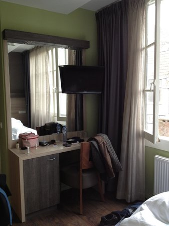 City Hotel Amsterdam : double room