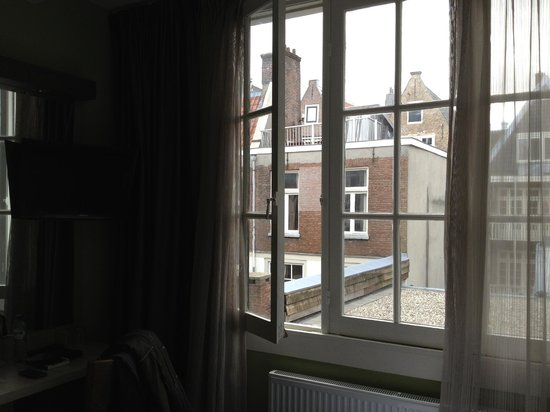 City Hotel Amsterdam: double room