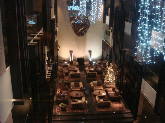 Melia Dubai Hotel : hall