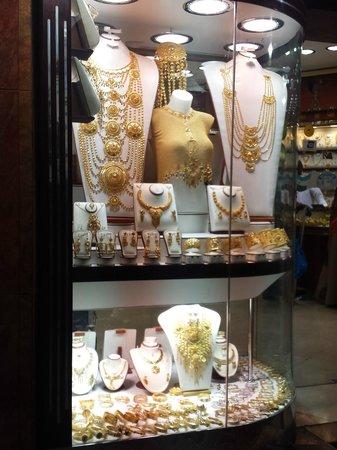 Gold Souk: Gold Vest