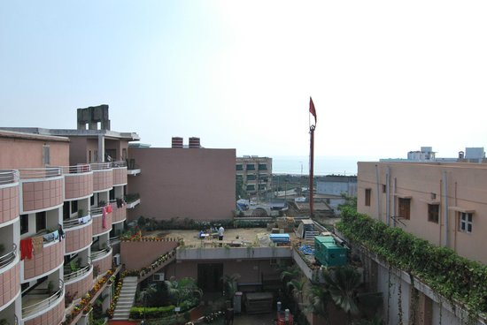 Hotel Gajapati: Sea View