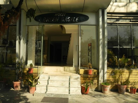Tulip Inn Green Castle: Hotel, Main Entrance