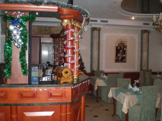 Arkadia Hotel: restaurant