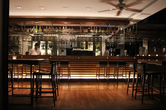 Twinpalms Phuket: The restaurant