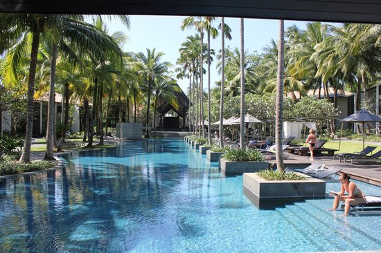 Twinpalms Phuket: Hotel swimming pool