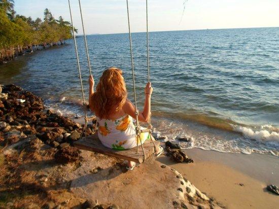 Pano Resort: На пляже отеля