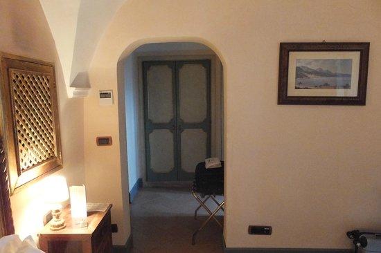 Hotel San Francesco al Monte : camera