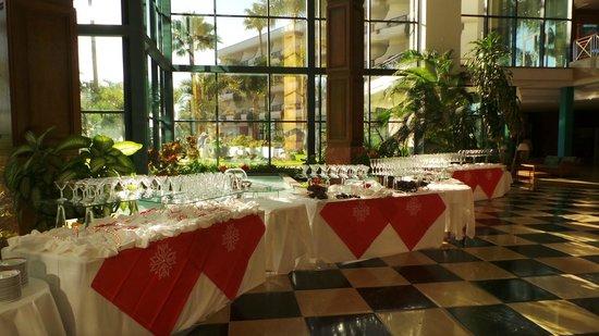 TUI SENSIMAR Natura Palace & SPA: Gala dinner reception area