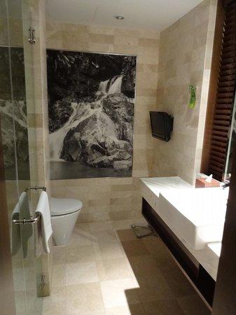 GTower Hotel : WC/Bad
