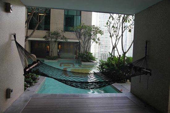 GTower Hotel : Pool