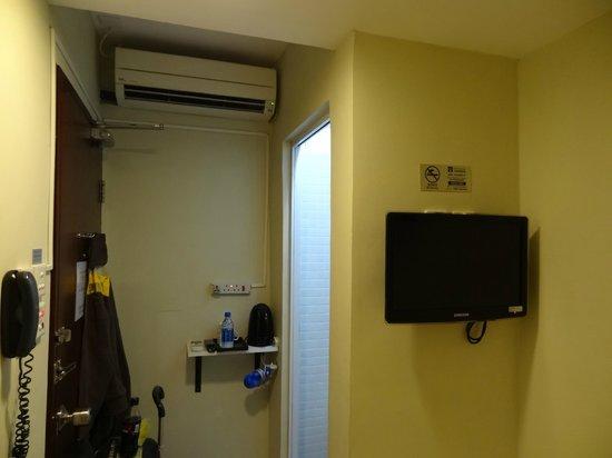 Hongkong MK Hotel: Single Room