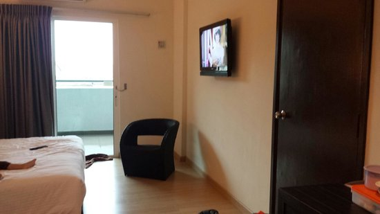 Marvelux Hotel: TV View