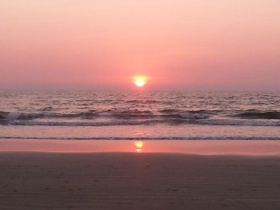 Varca Palms Beach Resort : пляж