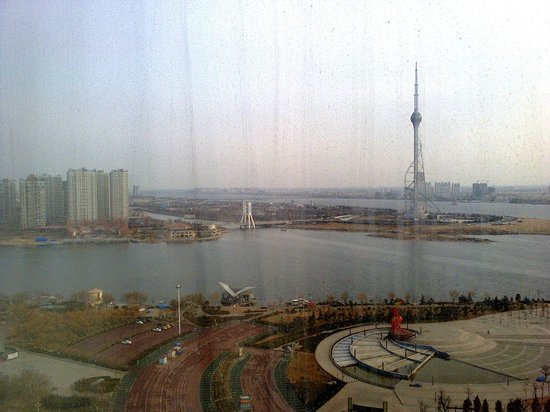 Pullman Linyi Lushang: Ok it was wintertime no nice weather
