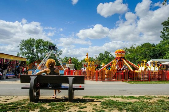 Cergy, Francja: Royaume des enfants