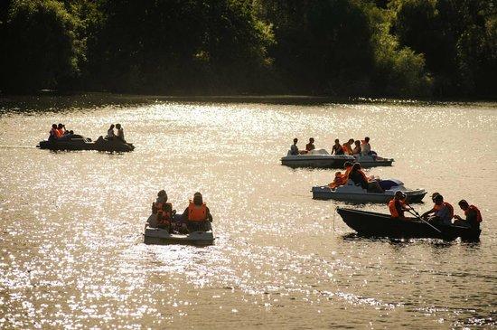 Ile de loisirs de Cergy-Pontoise : Péaldos