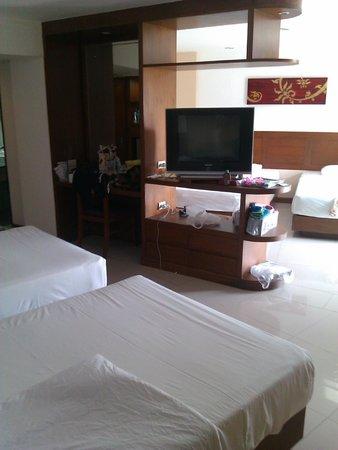 Royal Palace Hotel: Rummet