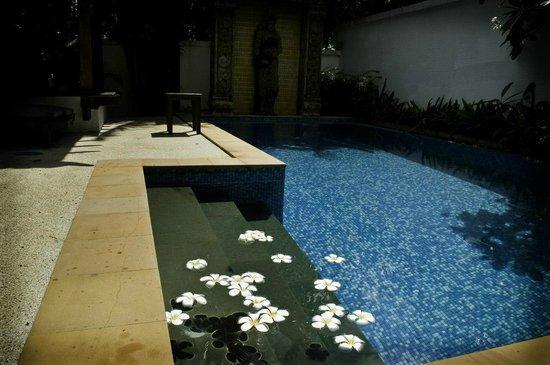 Hotspring Beach Resort & Spa: бассейн в номере