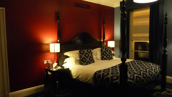Francis Hotel Bath - MGallery by Sofitel : Feature Room 119