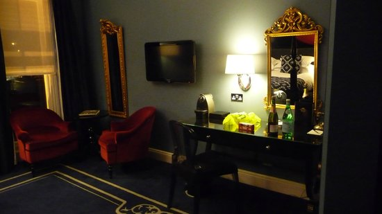 Francis Hotel Bath - MGallery by Sofitel : Feature Room