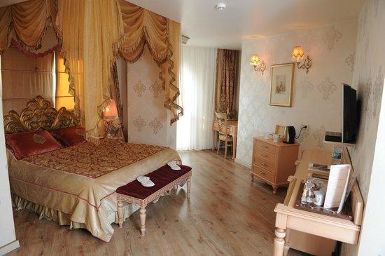 Albatros Premier Hotel: deluxe  room