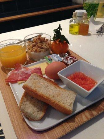 ABCyou Marti: Breakfast
