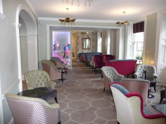 Francis Hotel Bath - MGallery by Sofitel: Lounge Area