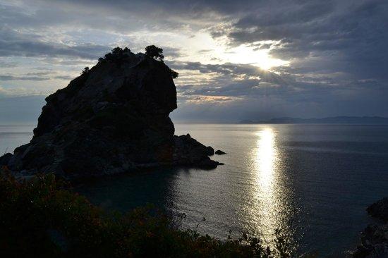 Adrina Beach: Agios Ioannis - Mamma Mia Weding Chapel