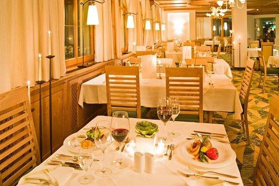 Edelweiss & Gurgl a la carte Restaurant