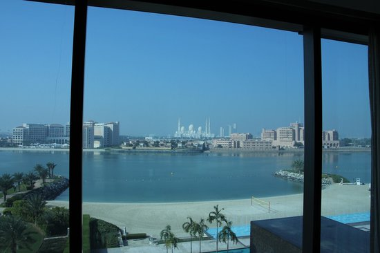 Fairmont Bab Al Bahr: The view!